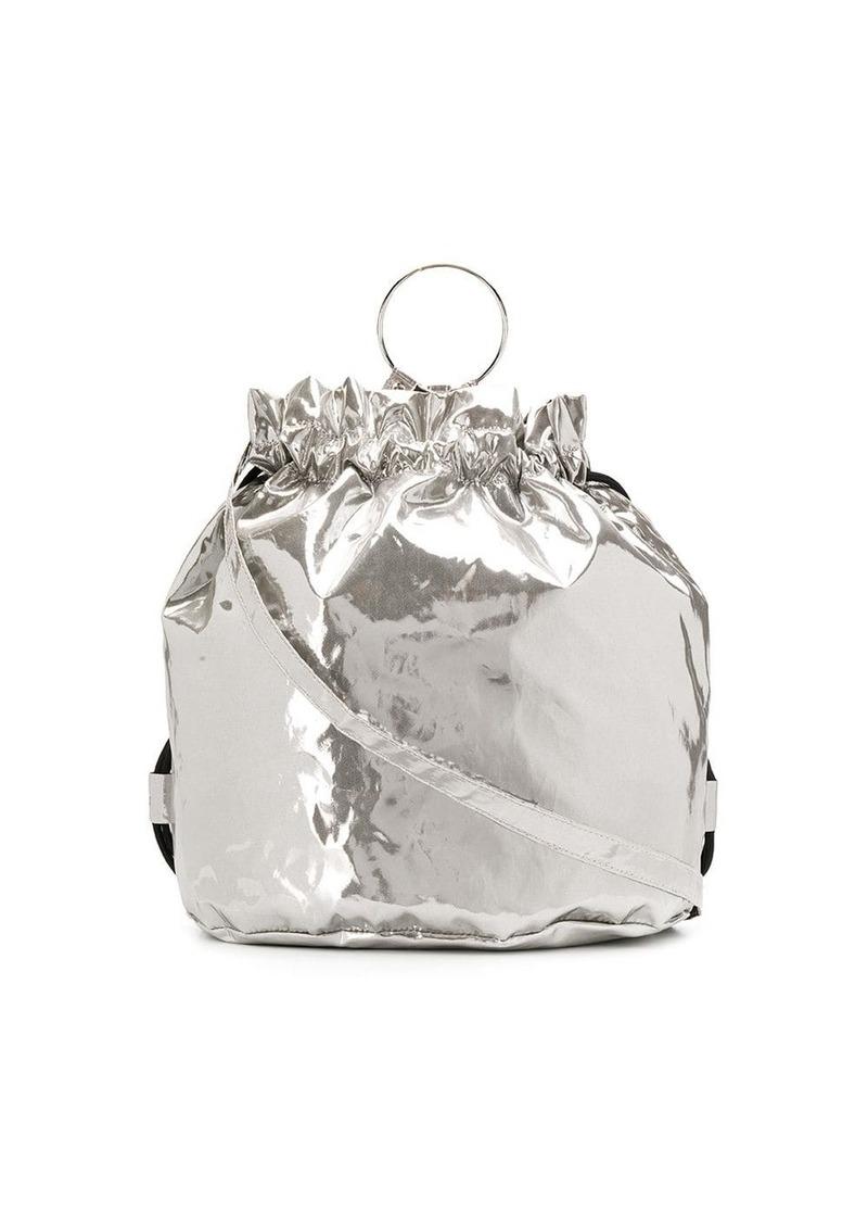 Maison Margiela ring handle backpack