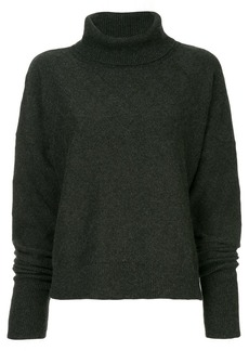 Maison Margiela roll-neck long-sleeve sweater