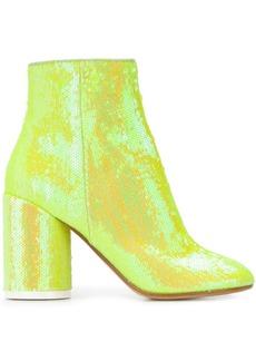 Maison Margiela sequin-embellished ankle boots