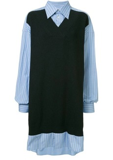 Maison Margiela shirt jumper dress
