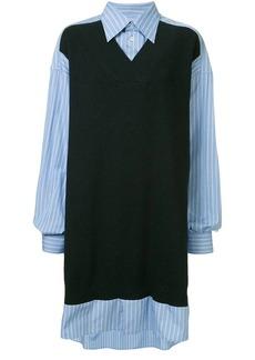 Maison Margiela shirt jumper dress
