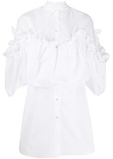 Maison Margiela short shirt dress