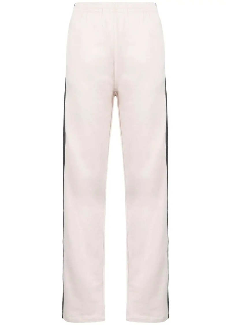 Maison Margiela side strip track pants