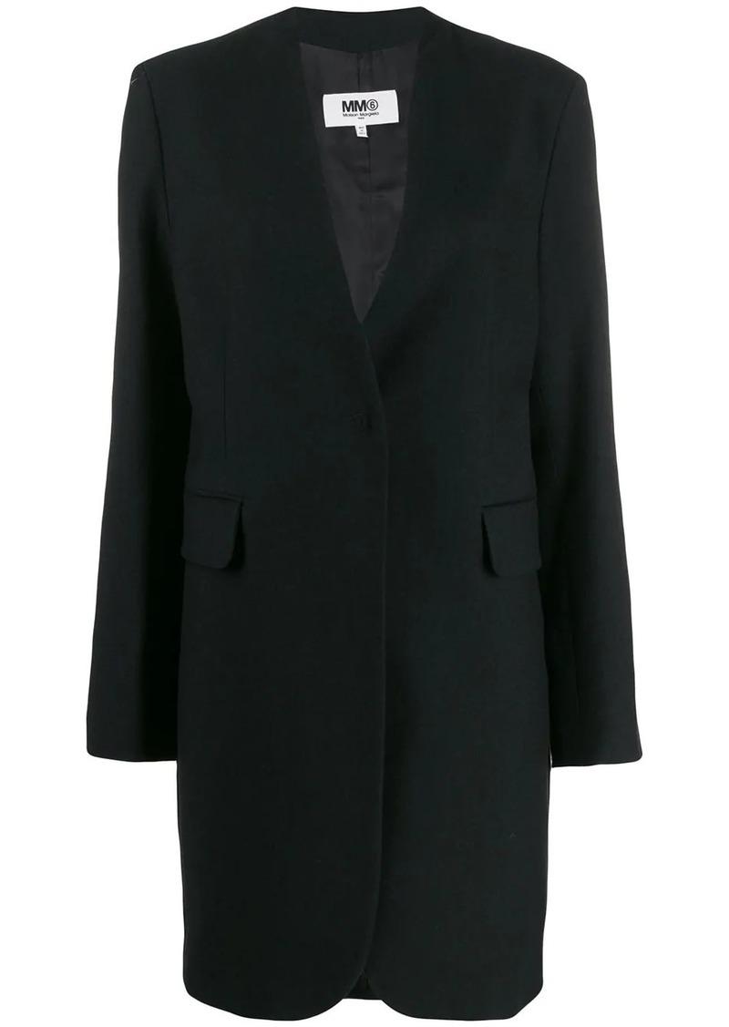 Maison Margiela single-breasted coat