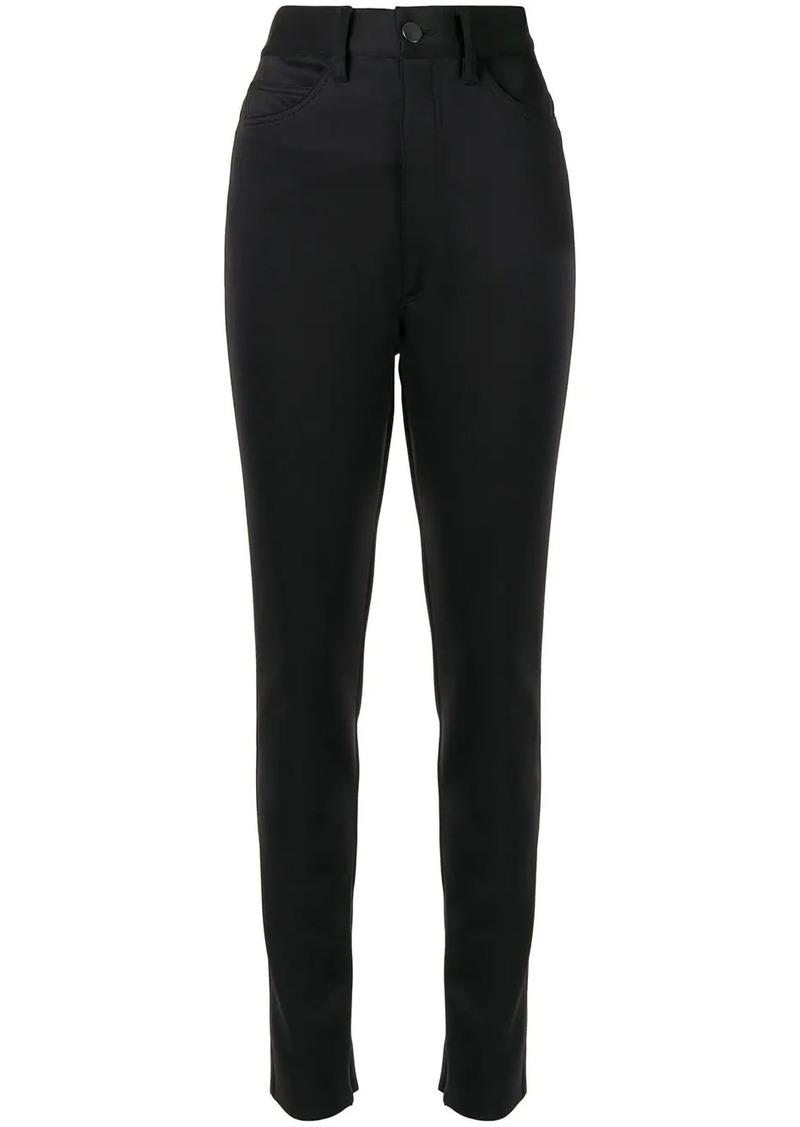 Maison Margiela skinny trousers