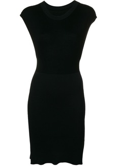 Maison Margiela sleeveless fitted sweater dress