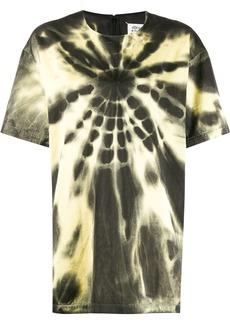 Maison Margiela spiral tie-dye T-shirt