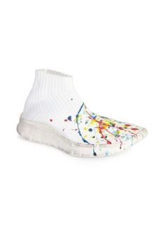 Maison Margiela Splatter Paint Sock Sneakers