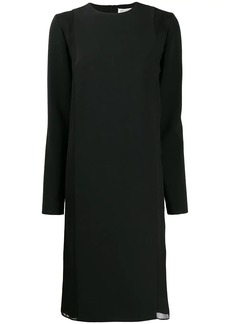 Maison Margiela spliced panel dress