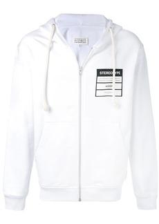 "Maison Margiela ""stereotype"" hoodie"