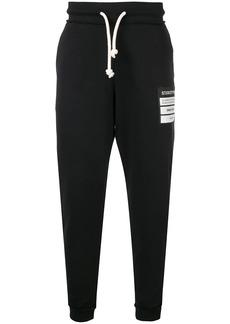 Maison Margiela Stereotype patch track pants