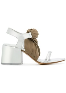 Maison Margiela Stocking block heel sandals