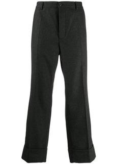 Maison Margiela straight pull-on trousers