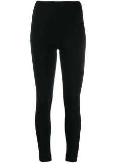 Maison Margiela stretch legging trousers