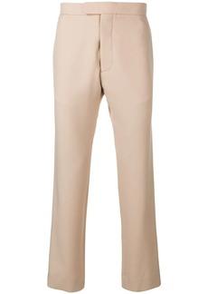 Maison Margiela stripe detailed trousers