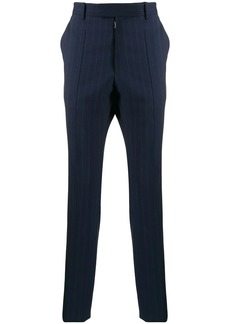 Maison Margiela striped tailored trousers