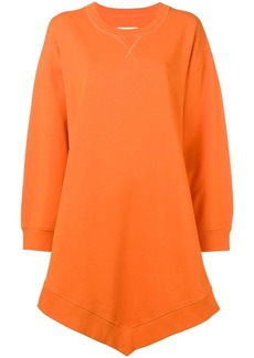 Maison Margiela sweatshirt dress