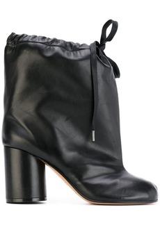 Maison Margiela Tabi drawstring ankle boots
