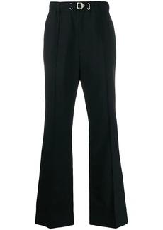 Maison Margiela tailored bootcut trousers