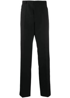 Maison Margiela tailored straight leg trousers