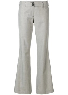 Maison Margiela tartan print trousers