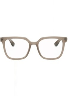 Maison Margiela Taupe Mykita Edition MMRAW009 Glasses
