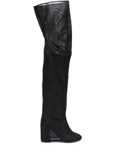 Maison Margiela thigh-high boots