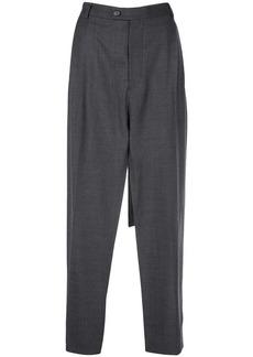 Maison Margiela tie-around trousers