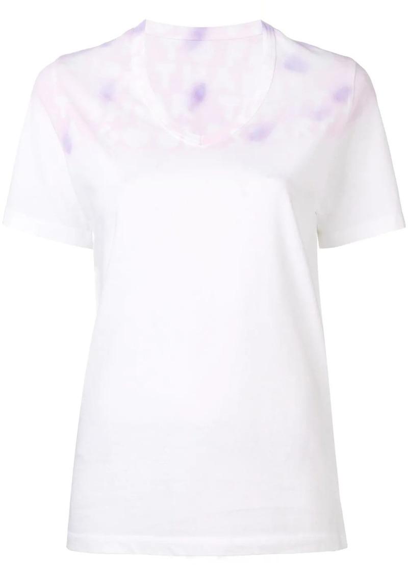 Maison Margiela tie-dye detail T-shirt
