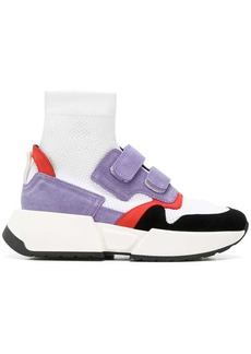 Maison Margiela touch strap sock sneakers