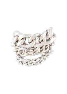 Maison Margiela triple chain bracelet
