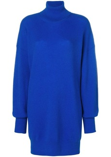 Maison Margiela turtle-neck sweater dress