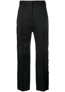 Maison Margiela twill suiting trousers