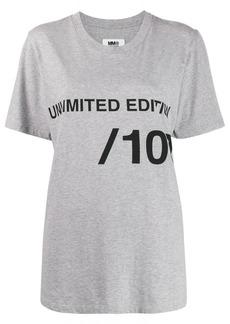 Maison Margiela Unlimited Edition T-shirt