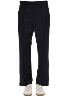 Maison Margiela Virgin Wool & Mohair Loose Pants