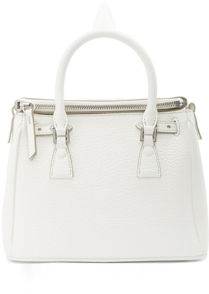 Maison Margiela White Small 5AC Bag