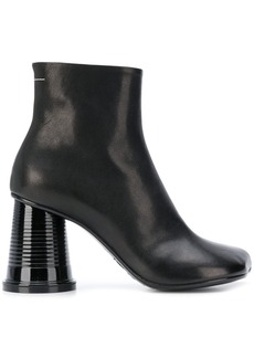 Maison Margiela wide heel boots