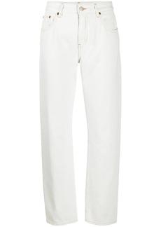 Maison Margiela wide-leg cropped jeans