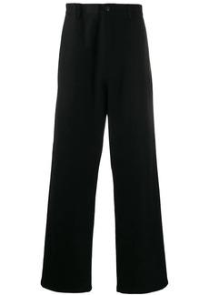 Maison Margiela wide leg formal trousers