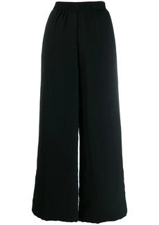 Maison Margiela wide leg high-rise trousers