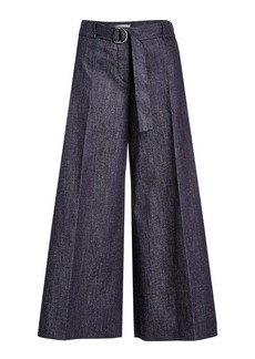 Maison Margiela Wide Leg Pants