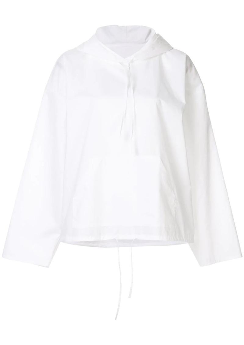 Maison Margiela wide sleeve hoodie