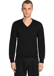 Maison Margiela Wool Knit Sweater