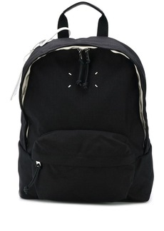 Maison Margiela zip detail backpack
