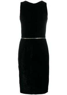 Maison Margiela zipped midi dress