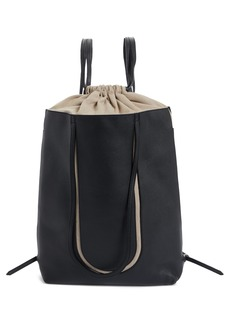 Maison Margiela Calfskin Leather Backpack