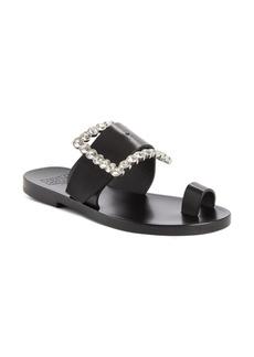 Maison Margiela Jeweled Flat Sandal (Women) (Nordstrom Exclusive)