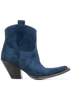 Maison Margiela Portrait Ankle Boots - Nude & Neutrals 4drD71Uh
