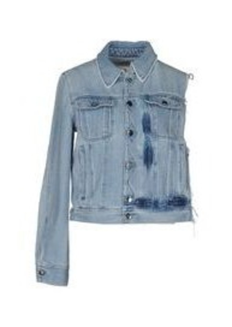 Maison martin margiela mm6 maison margiela denim jacket for Mm6 maison margiela