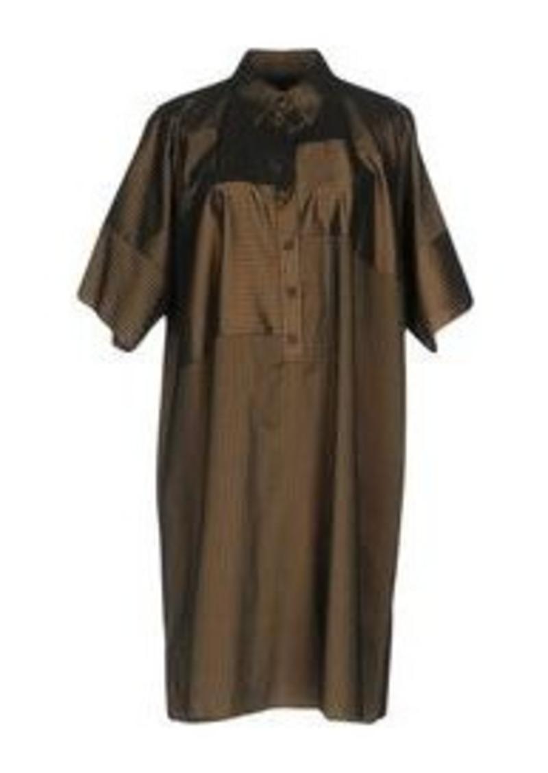 2e6645b7363bc Maison Margiela MM6 MAISON MARGIELA - Shirt dress
